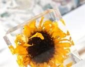 """Bouquet Preservation, Keepsake, Wedding Flower Preservation, 3"""" Cube, Flower Preservation, Wedding, Anniversary"""
