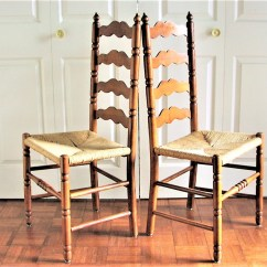 Tell City Chairs Pattern 4526 Swinging Chair Hammock Etsy Two American Maple Solid Wood Side Vintage Ladderback 2312 Andover Style Woven Fibercord Rush Seating 40x18