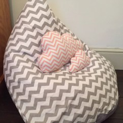 Toddler Bean Bag Chairs Old Rocking Kids Etsy Nz Pyramid Cover