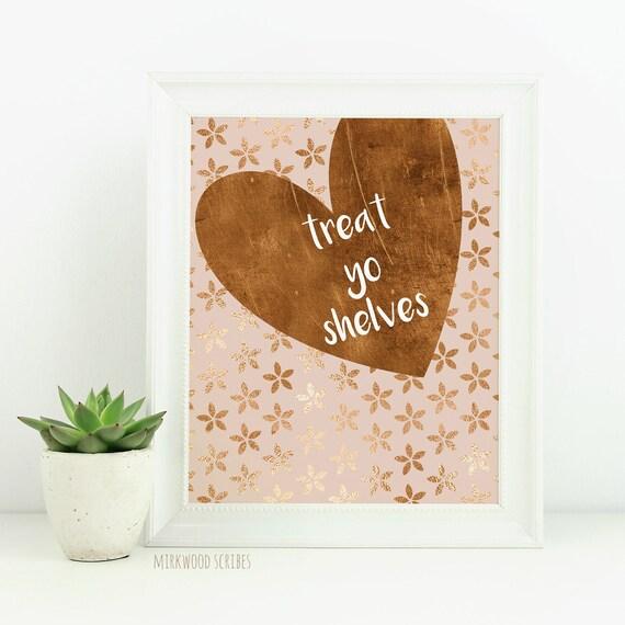 treat yo shelves printable