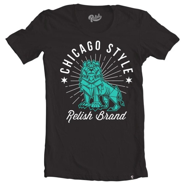 Chicago Art Lion Institute Shirt