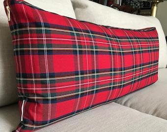 long skinny pillow etsy