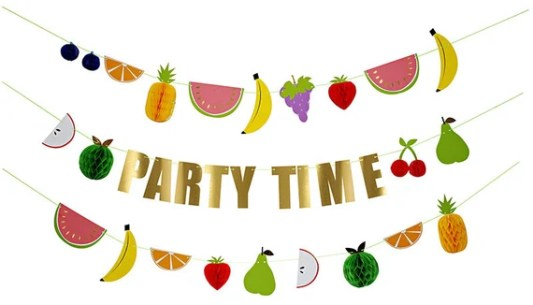 Fruit Themed Party