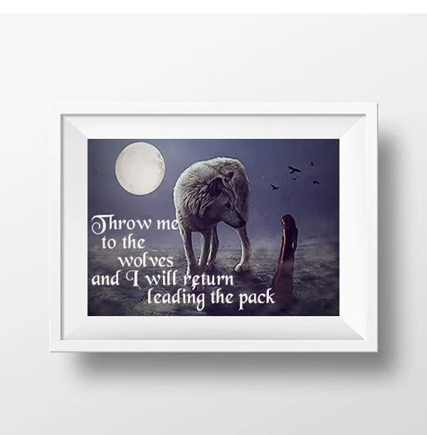 Wolfsbane inspired - &quo...
