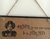 Princess Leia inspired wa...