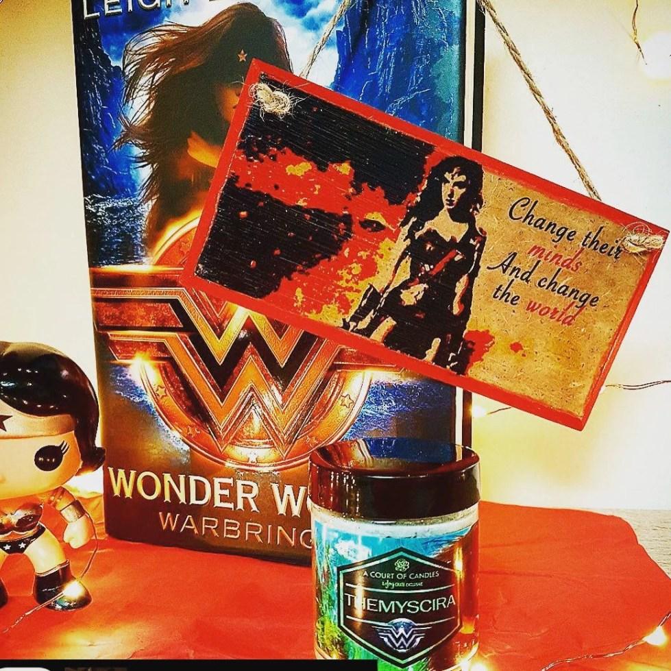 Wonderwoman inspired // h...