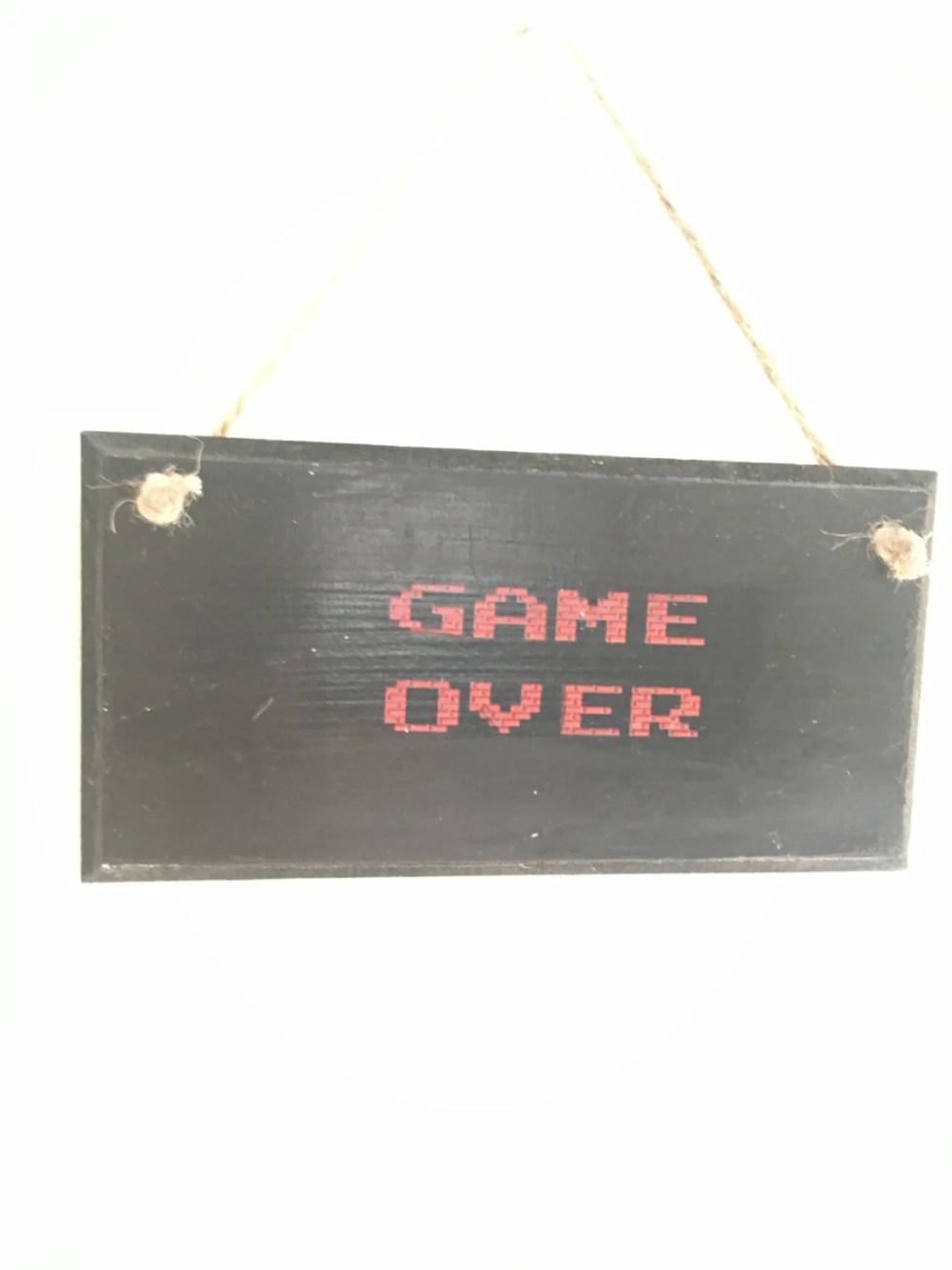 Game Over! ~ Gaming inspi...
