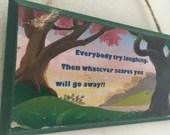 My Neighbour Totoro quote...