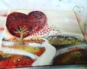 Original Art ~ Tree of Lo...
