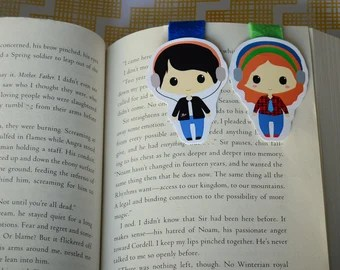 Eleanor and Park Bookmarks