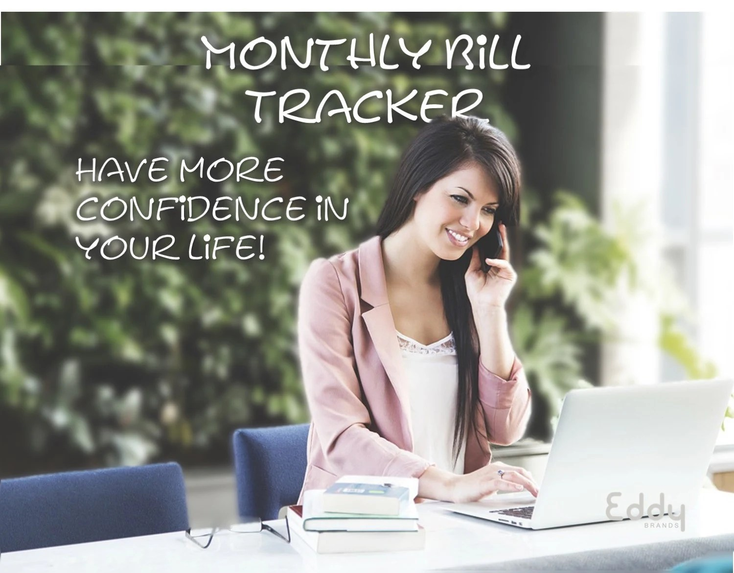 Monthly Bill Tracking Spreadsheet Excel Spreadsheet Template