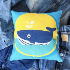Chair Covers Lincraft Purple Velvet My Name Is Jack Cute Adorable Dog Cushion Cover Blue White Etsy Giant Whale In Ocean Kids Yellow Nautical Nursery Decorative Home Decor