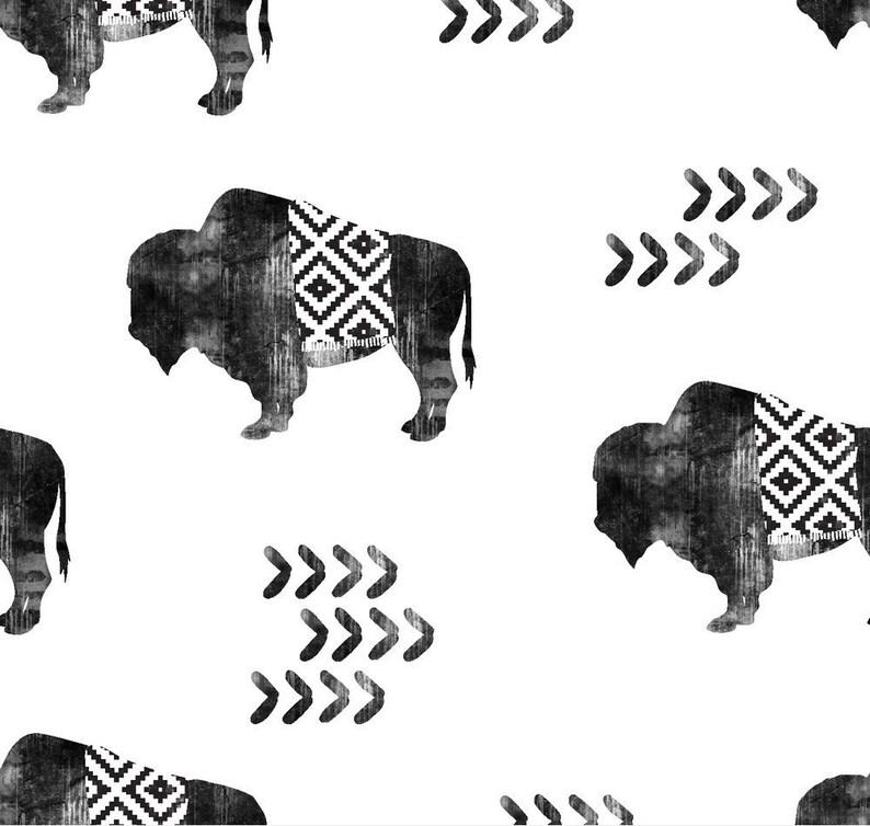 Aztec Buffalo Lovey. Aztec Lovie. Buffalo Lovey. Mini