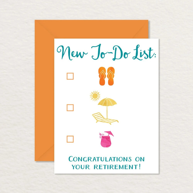 happy retirement printable card