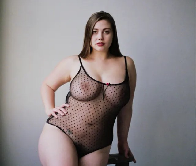 Plus Size Sexy Bodysuit Sheer Plus Size Lingerie Erotic Xxl Etsy