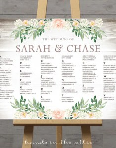 Image also rustic seating charts for weddings chart ideas poster etsy rh