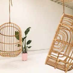 Hanging Chair Cheap Folding Baby Etsy Nest Rattan Local Delivery Or Greyhound Shipping