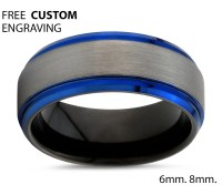 Personalized Gift for Boyfriend | Mens Wedding Band ...