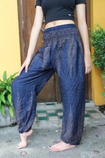 Womens Yoga Pants Harem Hippie Boho Clothing