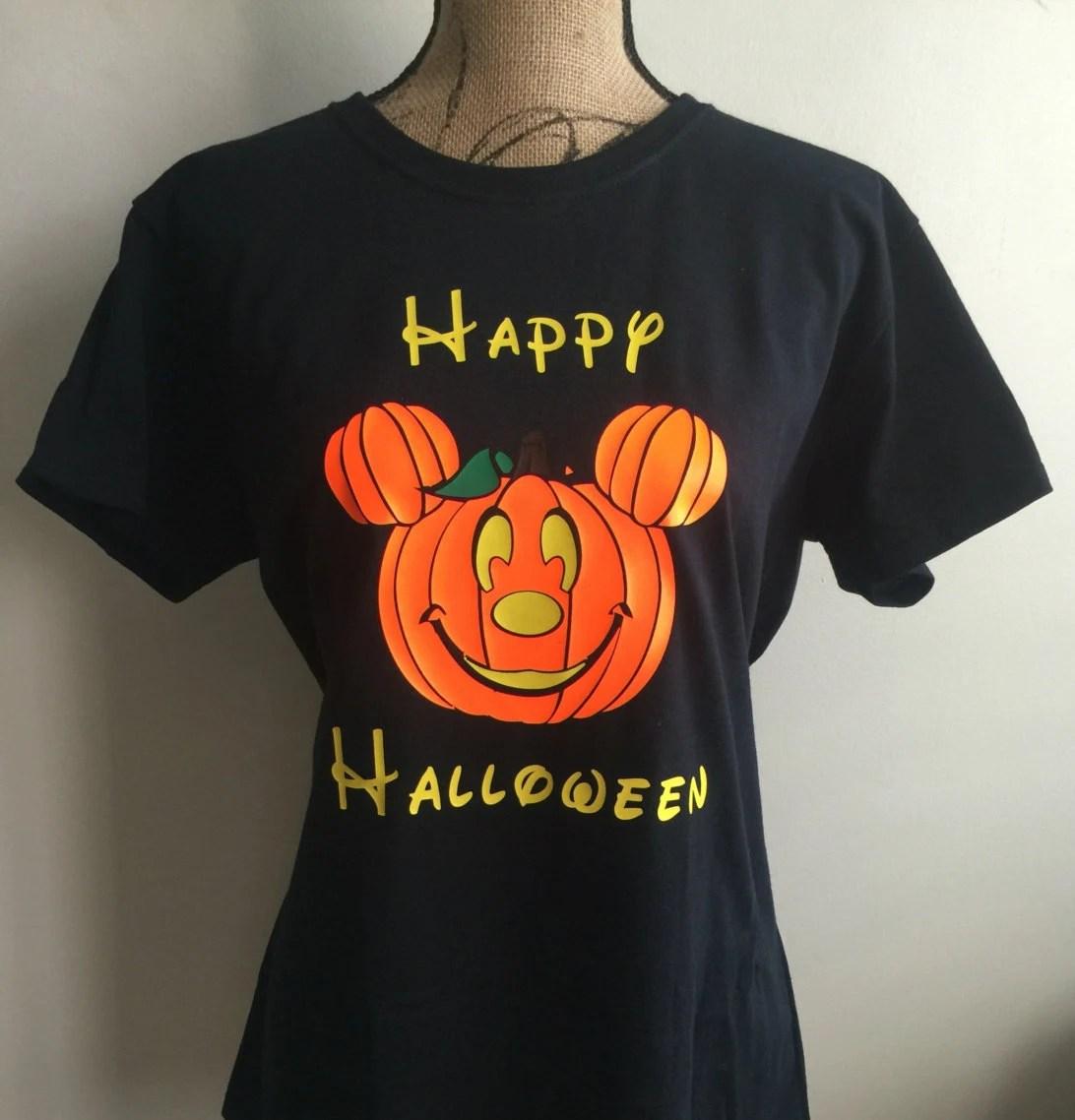 Happy Halloween Shirt Disney Halloween Shirt Halloween | Etsy