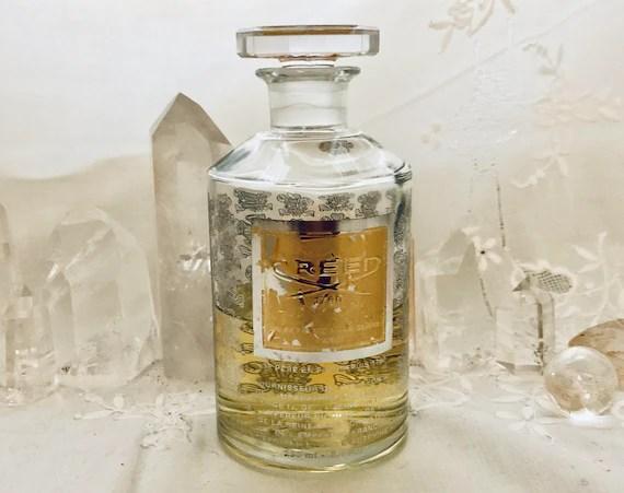 creed fleur de the rose bulgare flower of bulgarian tea rose decant sample from flacon 1895 1999 paris france
