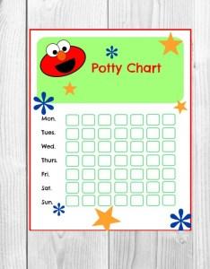 Image also potty training elmo printable sesame street reward system etsy rh
