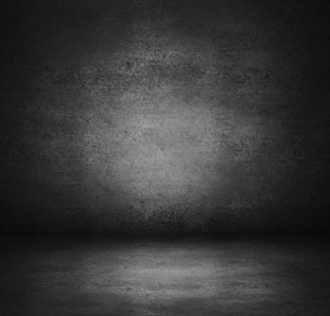dark concrete backdrop wall cement background printed