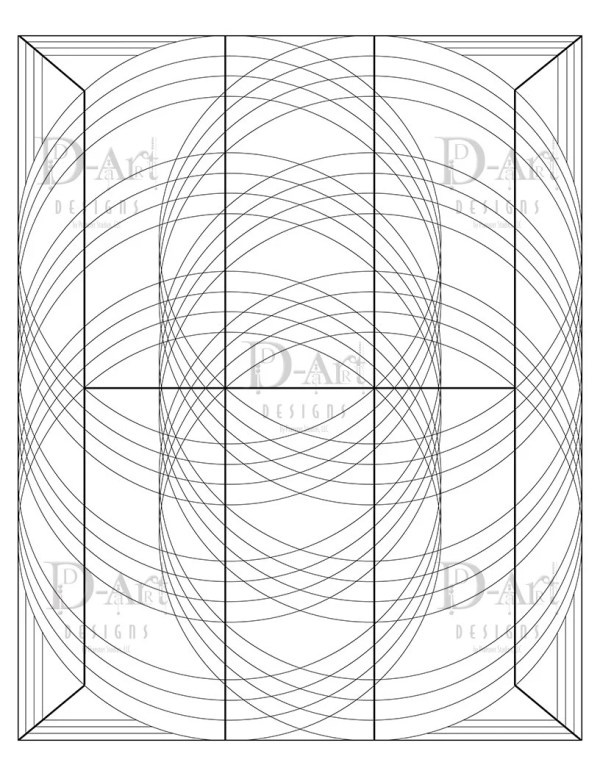 abstract coloring page # 62