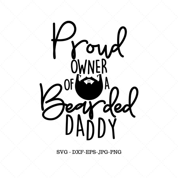 Download Download Dog Dad Svg Free for Cricut, Silhouette, Brother ...