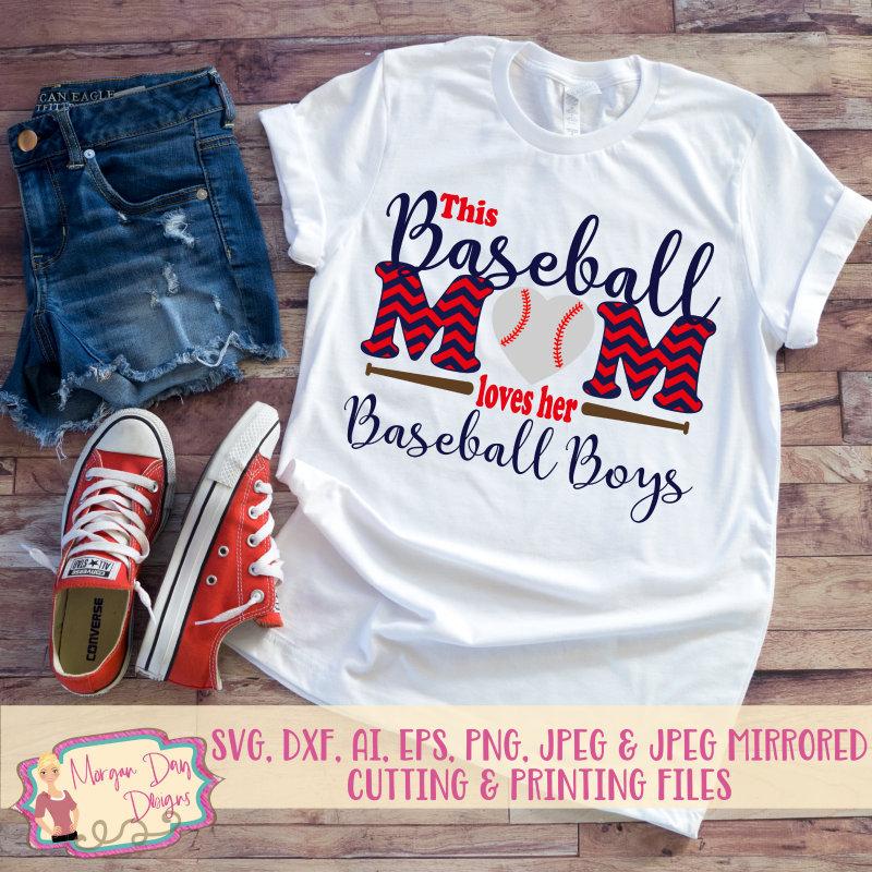 Download Baseball Mom Loves Her Baseball Boys SVG Baseball Mom SVG ...