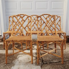 Where Can I Buy Cane For Chairs Bedroom Chair On Gumtree Etsy Rattan Chinese Chippendale Dining Vintage