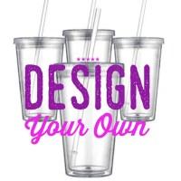 Design Your Own Tumbler Custom Tumbler Personalized ...