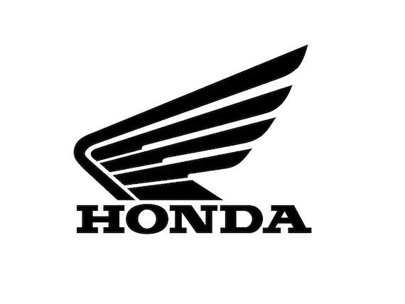 Honda insignia concesionario garaje coche pegatina vinilo