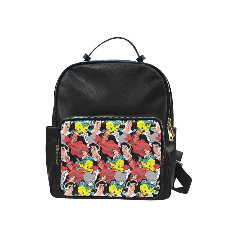 little mermaid backpack little