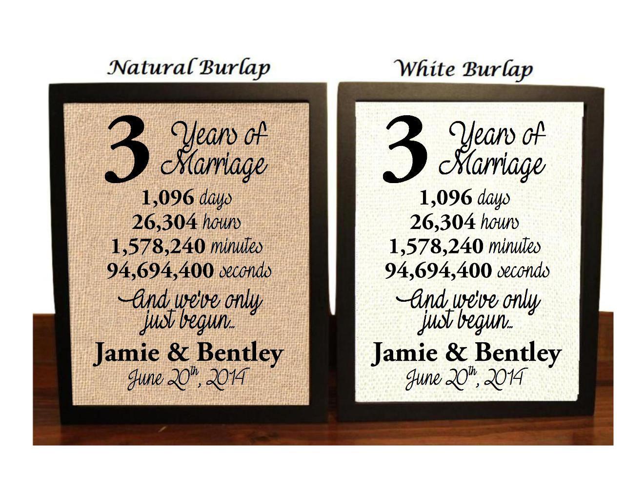 3rd Wedding Anniversary 3 Year Wedding Anniversary 3rd