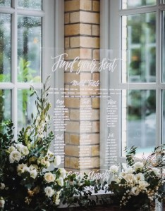 Image also acrylic perspex seating chart plan wedding etsy rh