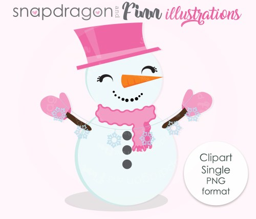 small resolution of snowman clipart snowman cute digital clipart winter clipart christmas clipart happy snowman with scarf commercial license included