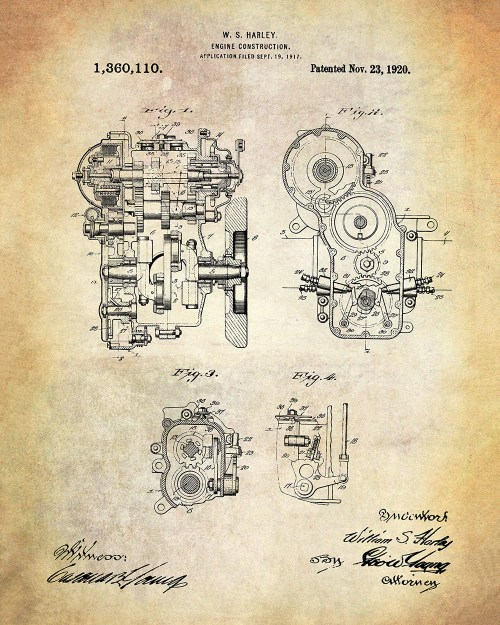 small resolution of harley engine construction patent art print harley davidson motorcycle engine patent art print harley davidson patent print