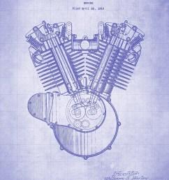 harley internal combustion engine patent art print harley davidson motorcycle engine patent art print harley davidson patent print [ 1000 x 1250 Pixel ]