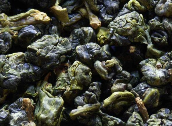 Oolong Tea Roanji Soft-stem Leaves Leaf Dried Herb Herbal
