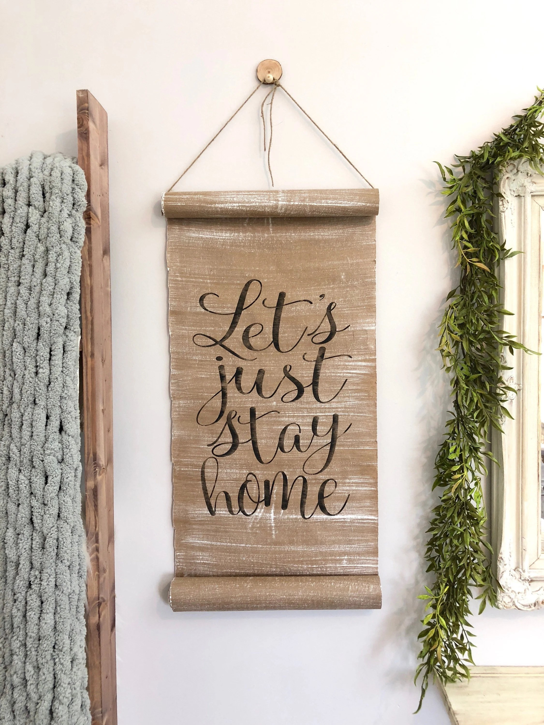lets stay home etsy