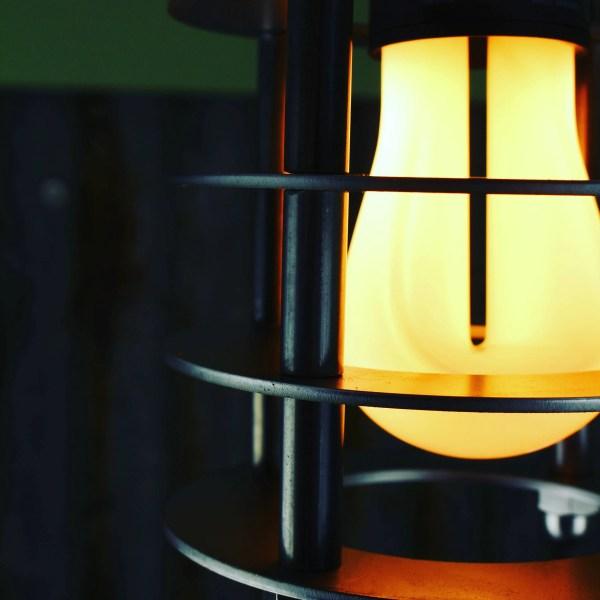 Handmade Urban Industrial Ceiling Light Art Deco And