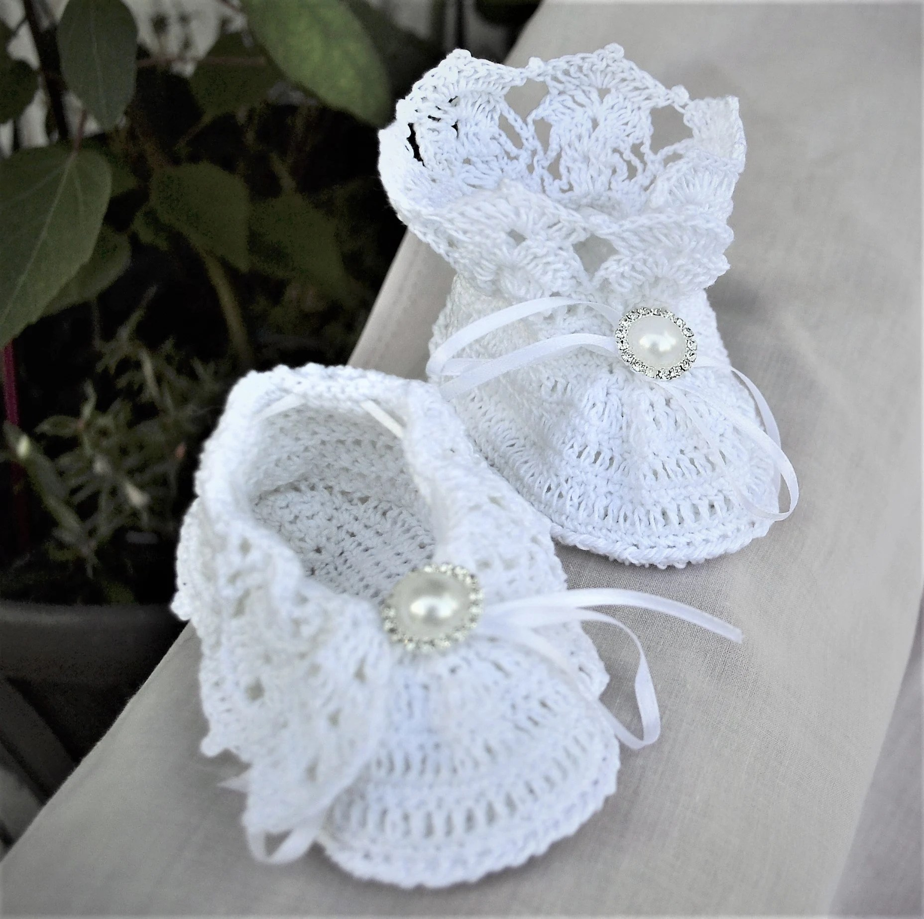heirloom style baby christening