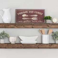 Wood Shelves Kitchen Outdoor Construction Plans Shelf Etsy Floating Farmhouse Rustic Nursery Bathroom