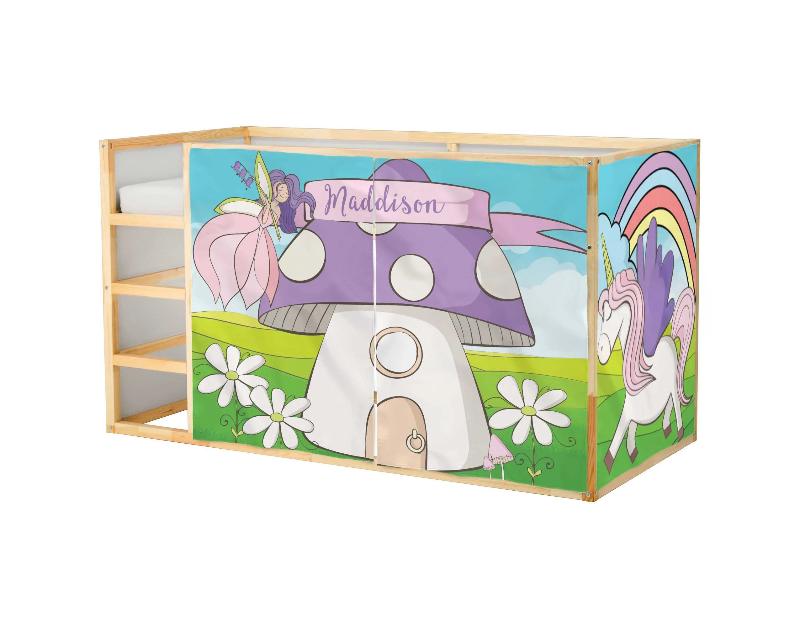 Lit Mydal Bedroom Ikea Bunk Beds For Space Saving Solutions