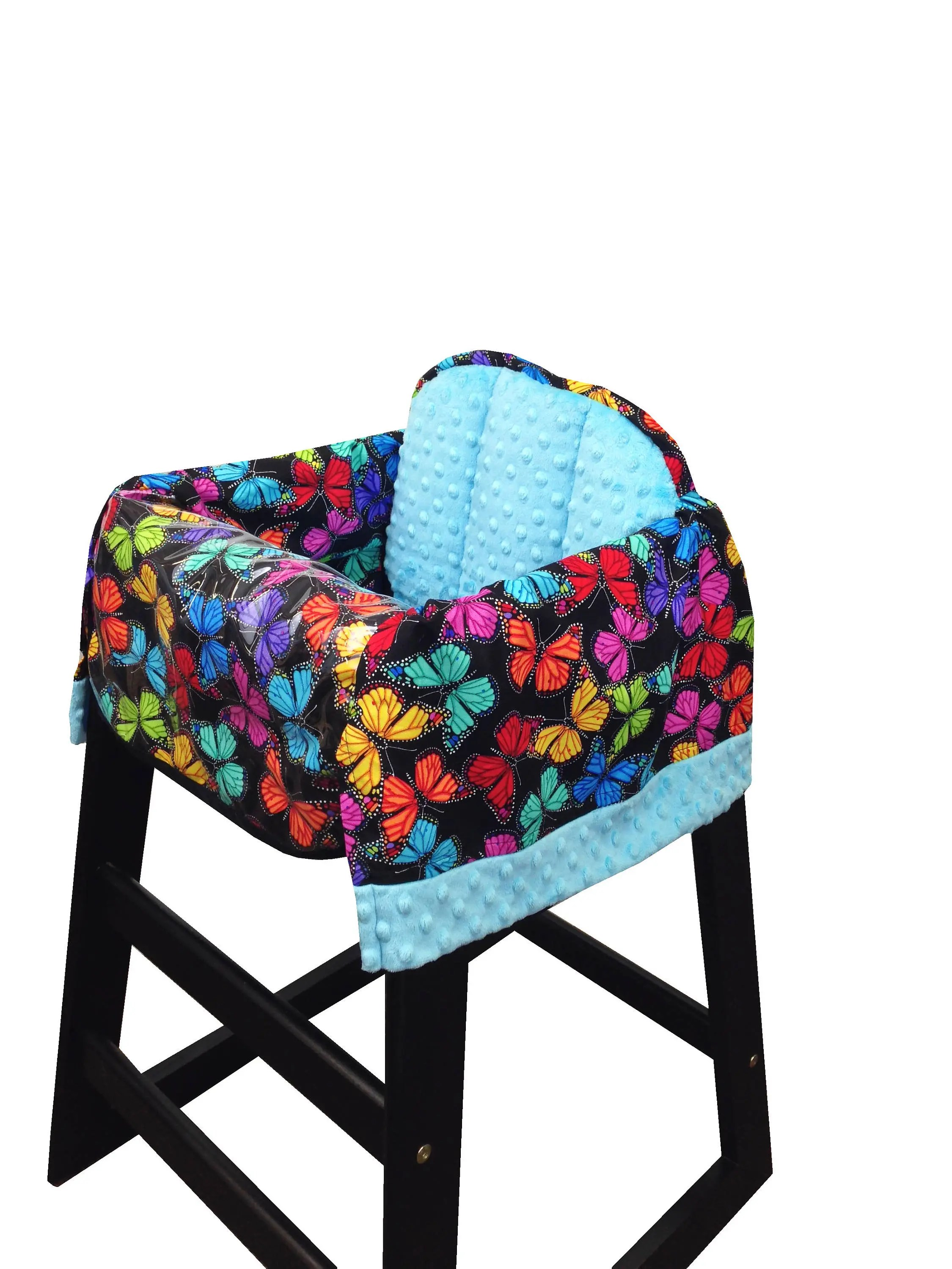 Restaurant High Chair Cover Butterfly High Chair Cover Restaurant Use