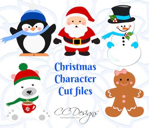 christmas svg bundle snowman