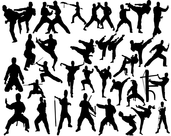 taekwondo svg