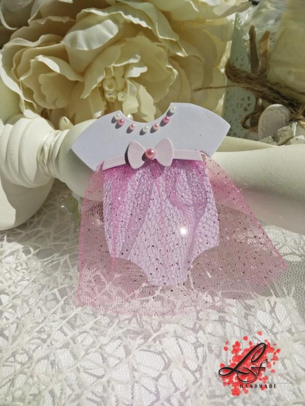 Ballerina Tutu Invitations Baby Invitation