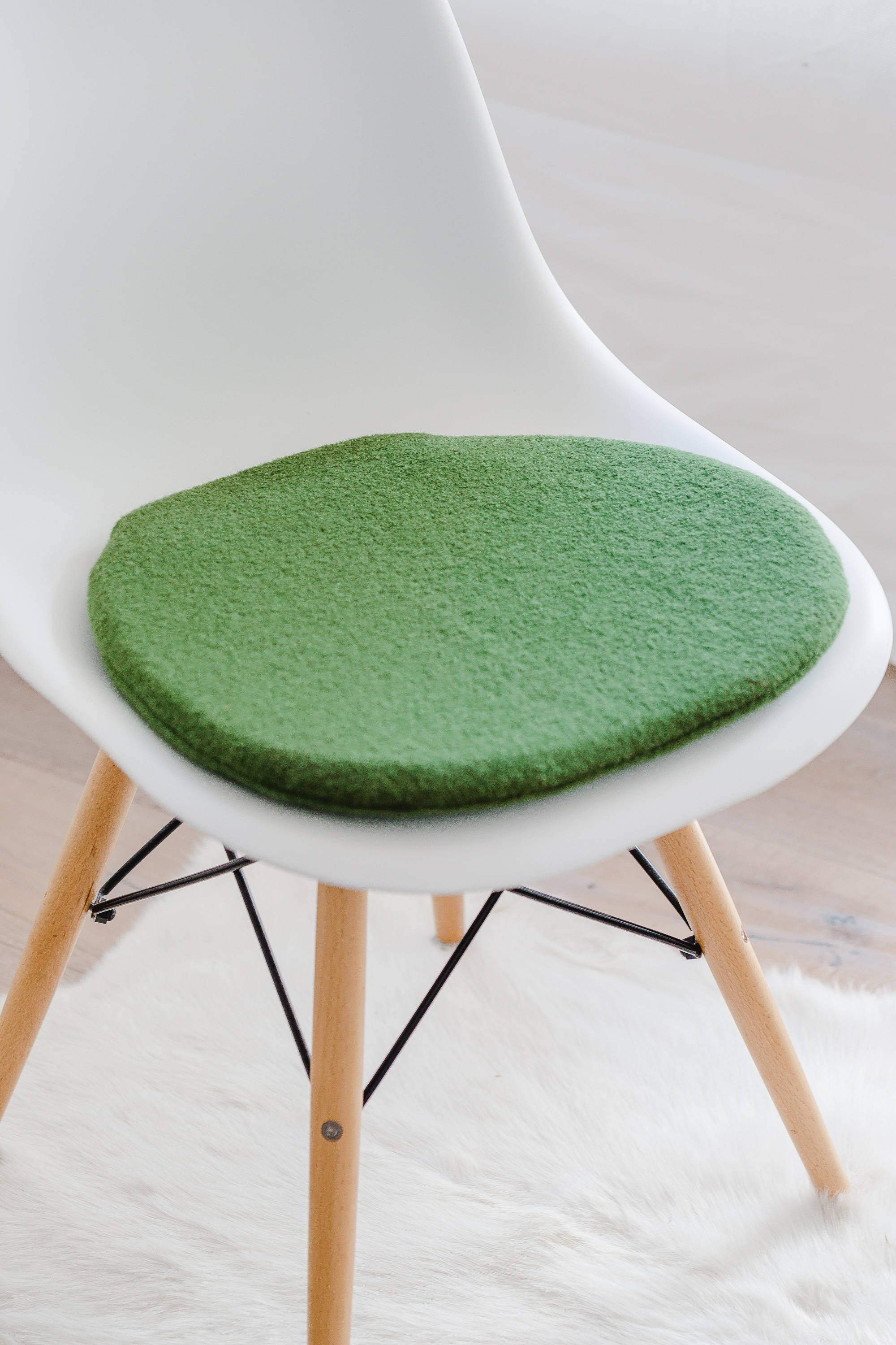 eames chair cushion navy blue outdoor rocking in green suitable for limited etsy